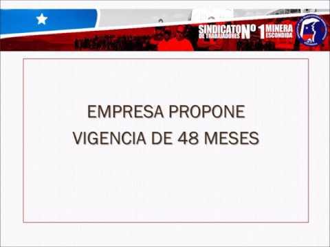 PRESENTACIÓN DE ASAMBLEAS NEGOCACIÓN