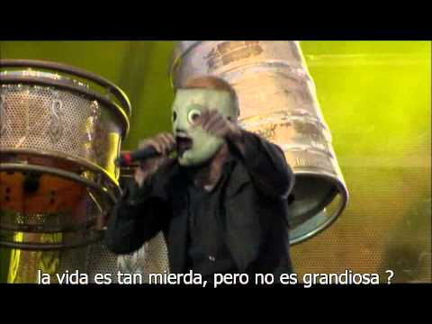 Slipknot - Get this Sub. Es.