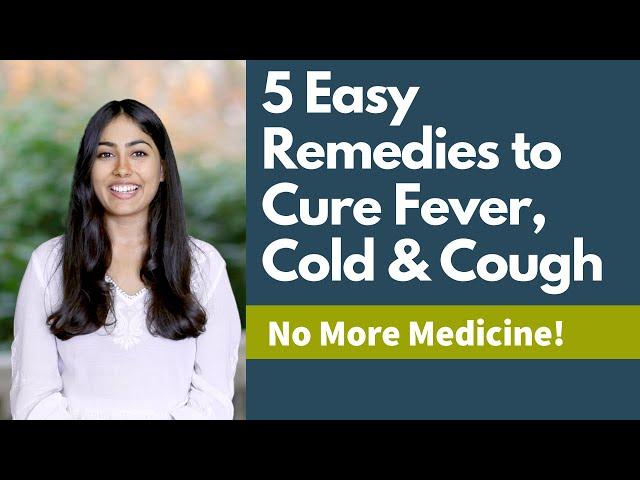 cold & cough treatment