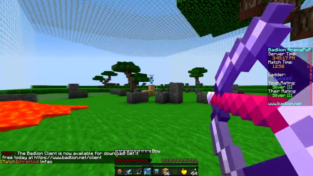 When you haven`t played for 9 months... ( Badlion PVP)