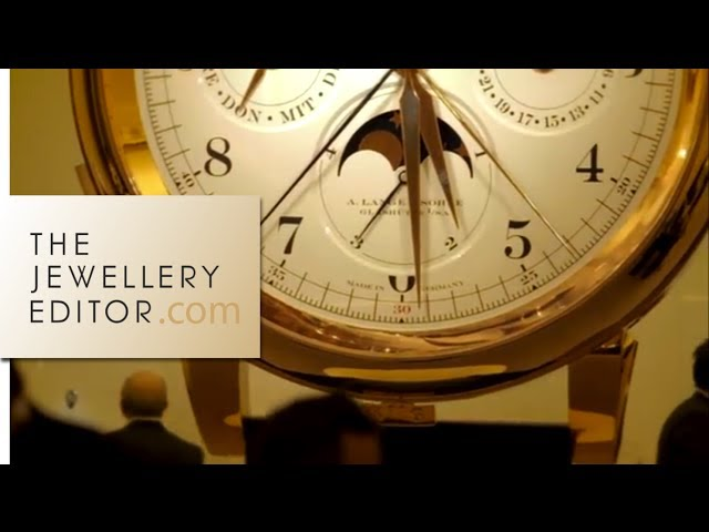 Unmissable watch highlights of SIHH 2013