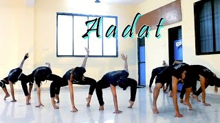 Juda Hoke Bhi Contemporary Choreography by Tantrum Dance Academy