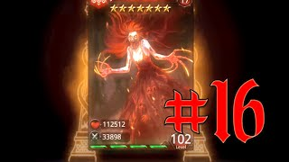 Heroes Of Camelot - Episode 16 - Evolving 8 cards Jezebel the Shriek  ( All tiers over lvl) Thumbnail