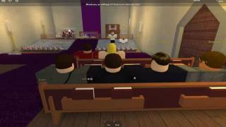 [Roblox London] The Proclamation of His Majesty King Quentin