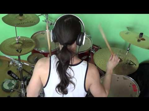 Stas Chernov || Bullet For My Valentine - Waking The Demon || Drum Cover