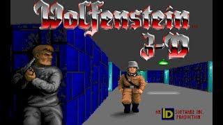Прохождение Wolfenstein 3D #1