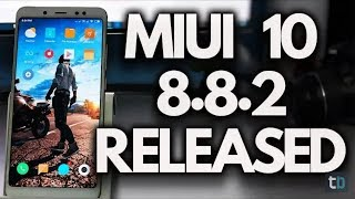 MIUI 10 8.7.12 Global Update For Redmi Note 5 & Many Devices