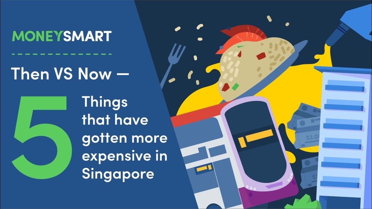 2017 Travel Expenses For Rental Property Cost Of Living In Singapore Is Your Salary Really Enough