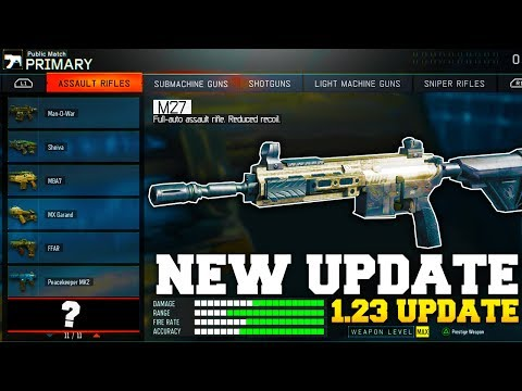 BLACK OPS 3 *NEW* UPDATE 1.23! - BO3 NEW DLC WEAPON'S & CONTRACT COMING IN BLACK OPS 3 MULTIPLAYER!?