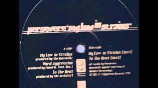 Persevere - My Low In Strains (Instrumental) Produced By The Numskullz - 1998 (12' single)