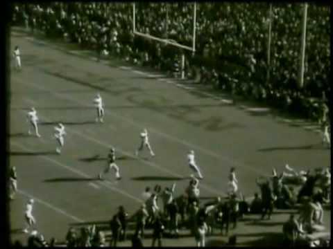 1975: Ohio State v. Michigan (Drive-Thru)