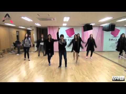 A Pink - My My (dance practice) DVhd