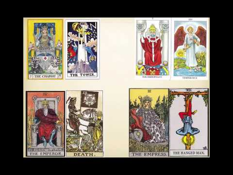 Discovering Your Tarot Birth Cards
