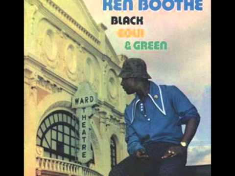 Ken Boothe - Out Of Love (Black Gold & Green)