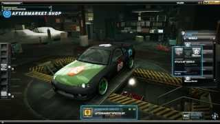 need for speed world gameplay ita HD #1 - l