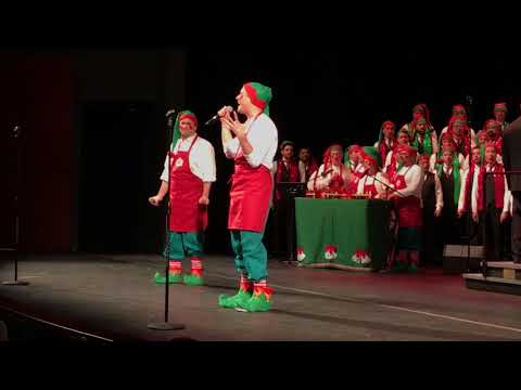 SFGMC's A Christmas Song from Elf: The Musical