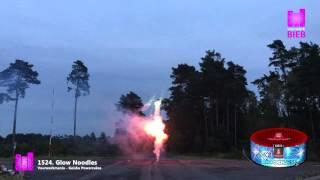 Glow Noodles - Vuurwerkmania - Geisha Powercakes - vuurwerkbieb.nl