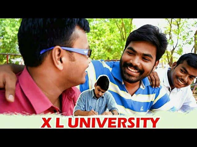 X L University Trailer | Telugu Comedy short film by Bhargav Velugoti | VBR Productions