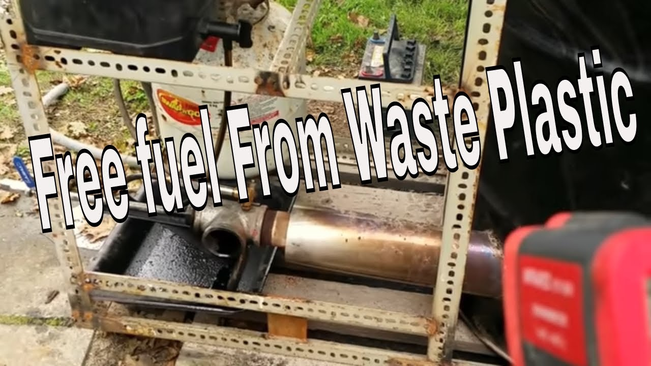 Make your own free DIESEL.  PART 3  the reaction vessel