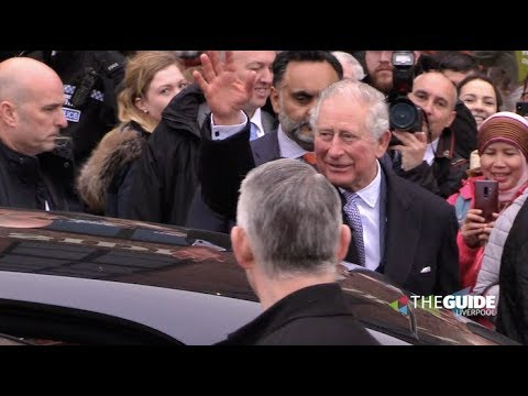 HRH Prince Charles gives Albert Dock the royal seal of approval | The Guide Liverpool