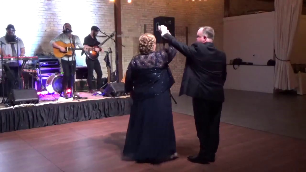 Mike and Janet's Wedding Dance with Listening Party
