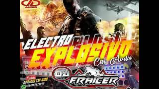 ELECTRO EXPLOSIVO CAR AUDIO LG DESIGN EL DISEÑADOR GRAFICO DJ FRAICER