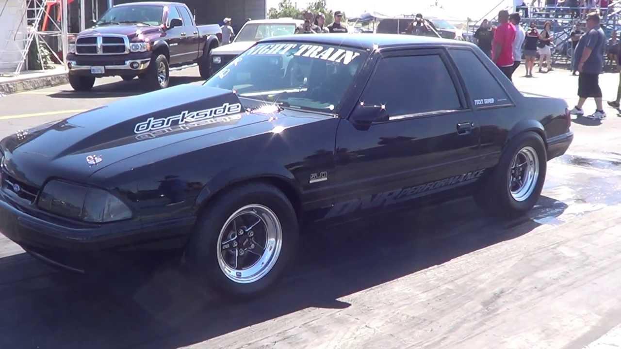 Camaro Vs Mustang >> Night Train dsrxpres LSx mustang notchback - YouTube