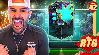 OMG THIS FUTURE STAR IS SUPER OVERPOWERED! *CHEAP BEAST* FIFA 21 RTG #42