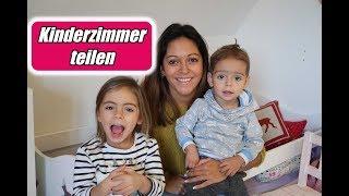 Carlos zieht bei Lamiya ein - Kinderzimmer Roomtour - Vlog#1057 Rosislife