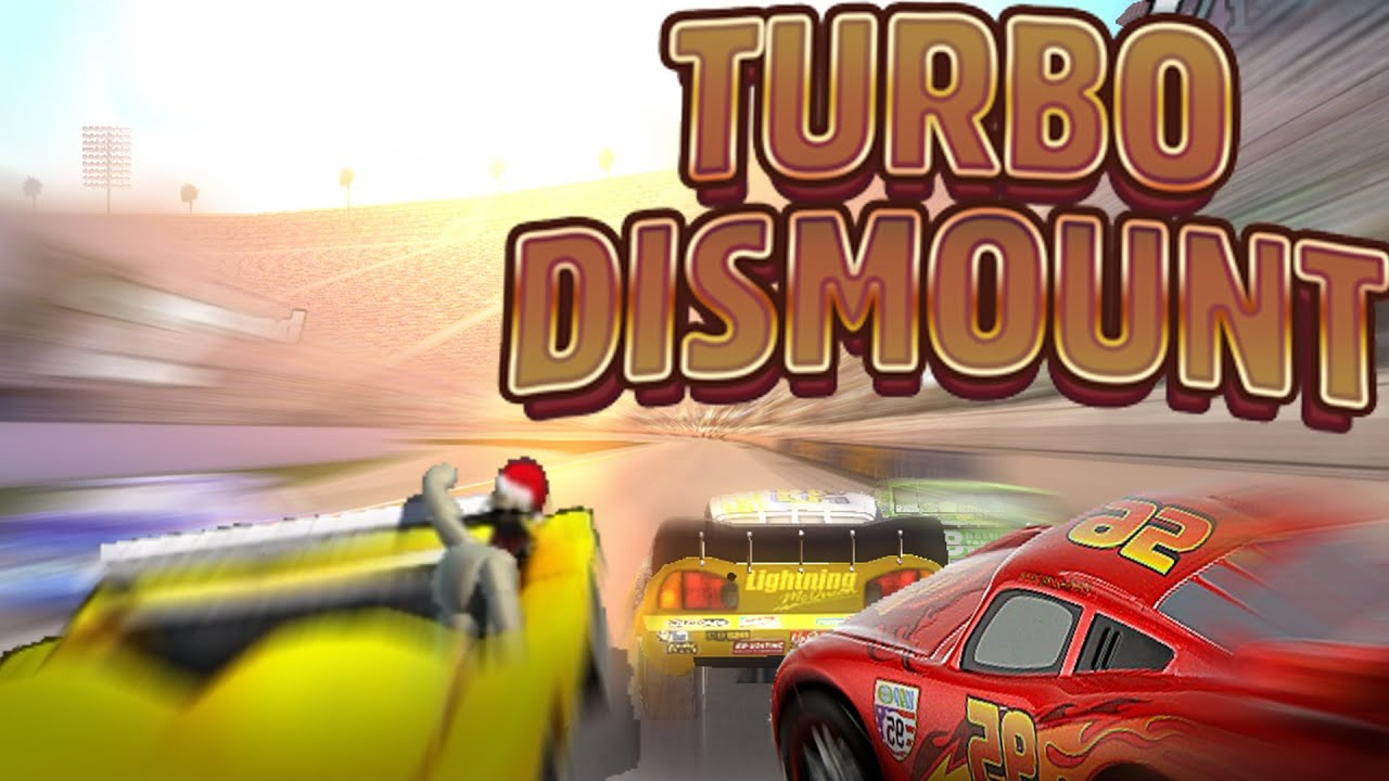 turbo dismount 3