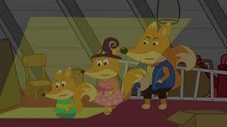 Fox Family Сartoon movie for kids #354