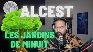 """Reaction to ALCEST - """"Les jardins de minuit""""   Reactor Core"""