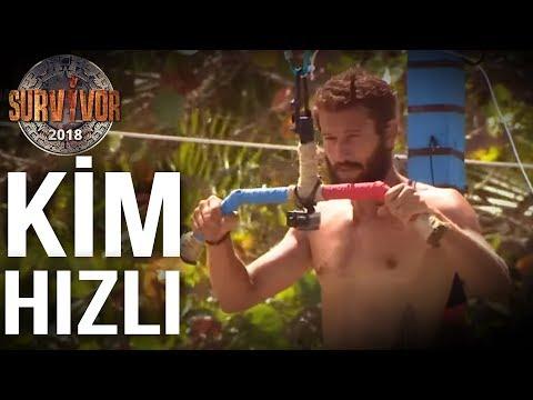Acunn.com Özel - Dokunulmazlık Oyununun İlk Raundu! | 46. Bölüm | Survivor 2017