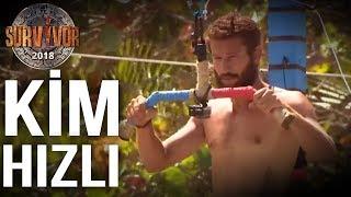 Acunn.com Özel - Dokunulmazlık oyununun ilk raundu! | 46. Bölüm | Survivor 2017
