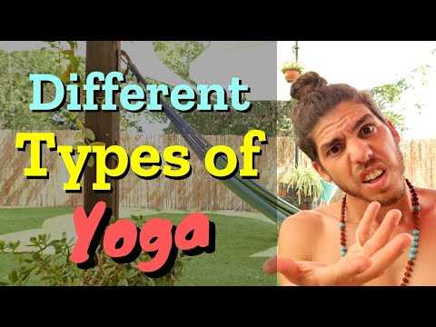 A Guide To 5 Different Types Of Yoga �� Yoga 101