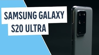 Samsung Galaxy S20 Ultra – 100X ZOOM!