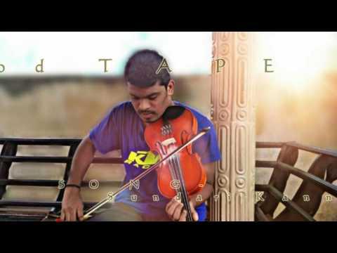 Sundari kannal oru ...songs played on violin..