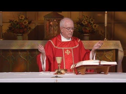 Daily TV Mass Tuesday, October 17, 2017