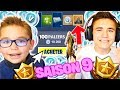 J'ACHETE TOUT LE PASS DE COMBAT SAISON 9 ! - FORTNITE BATTLE ROYALE - Néo The One