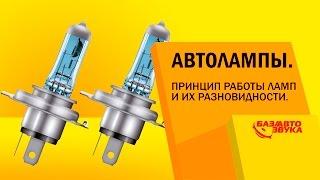 Автолампы. Принцип работы ламп и их разновидности. Обзор avtozvuk.ua