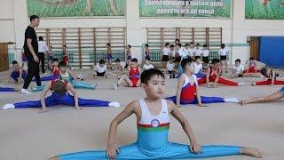В Якутске состоялся турнир по спортивной гимнастике