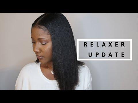 Relaxer Update!