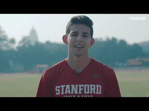 My Stanford Story: Grant Fisher