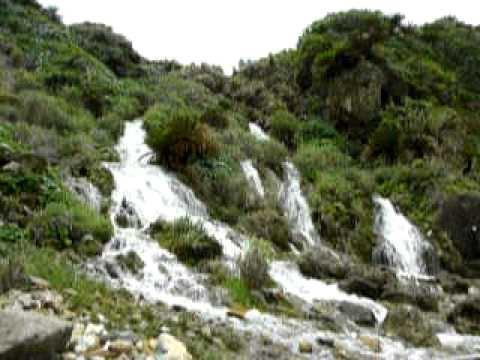 沖永良部島のアバの滝(阿場)