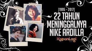 Artis-Artis Kenang 22 Tahun Meninggalnya Nike Ardilla