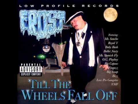 Frost - Take a Ride feat Mr Sancho & Bullet Nasty.