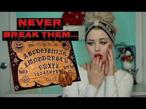 Ouija Board Rules You Can NEVER BREAK !!!