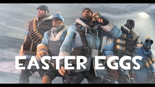 Team Fortress 2 Easter Eggs: End Of The Line