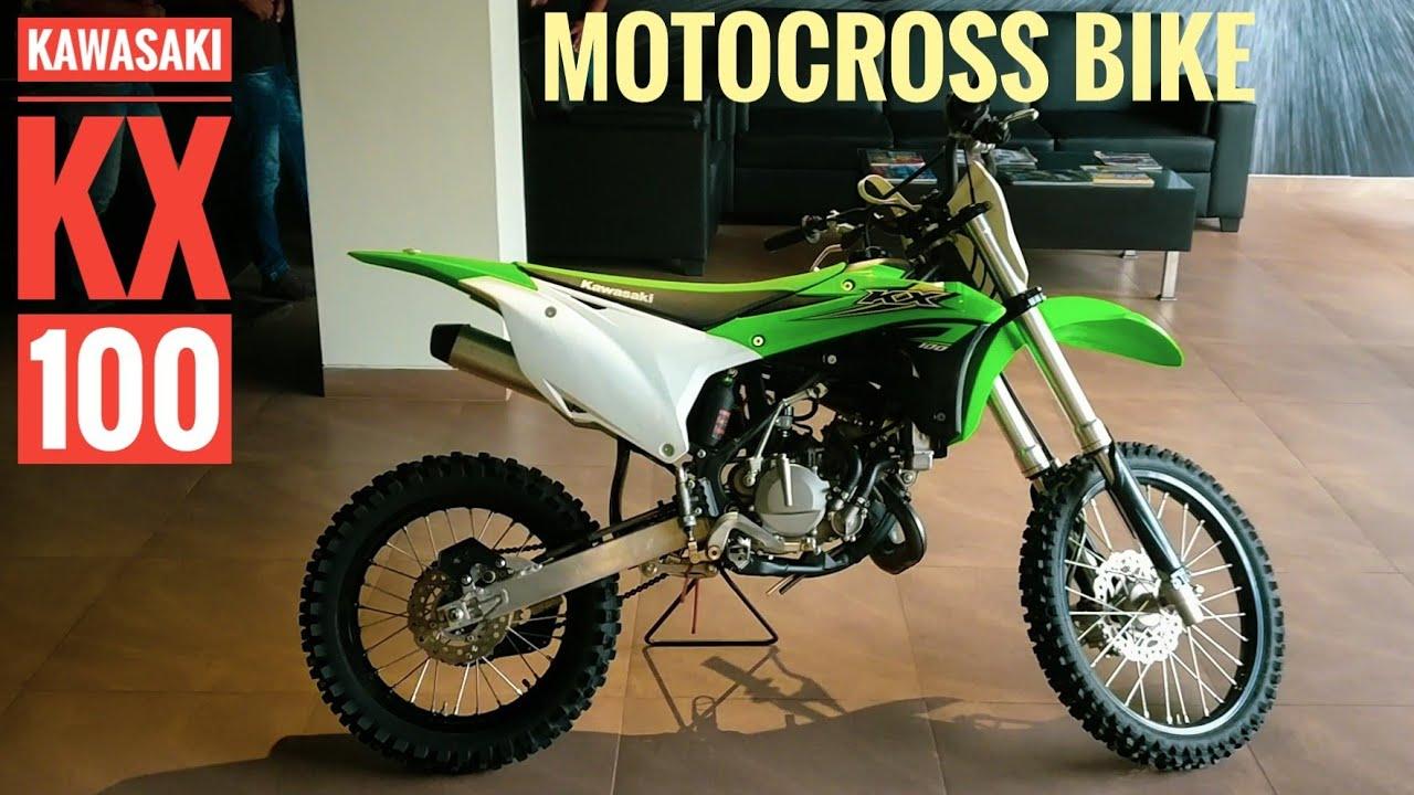 video Kawasaki KX 100