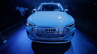 Audi goes after the Model X